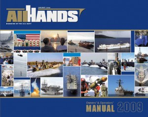 All Hands 2009 Navy Owners Manual