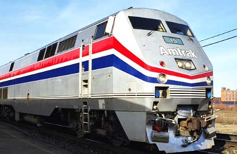 All Aboard with AMTRAK!