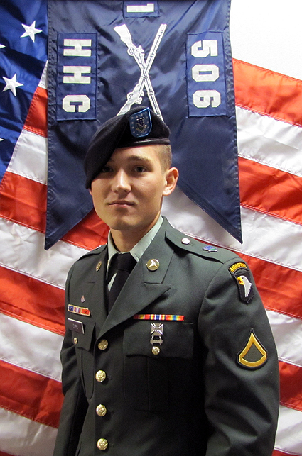 Jordan M. Byrd, PFC(MEDIC) US ARMY, KIA 13 OCT 2010 in Afghanistan ...